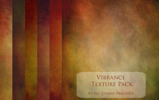 Vibrance Texture Pack by AllThingsPrecious