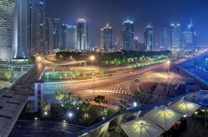 Pudong Playground by Draken413o
