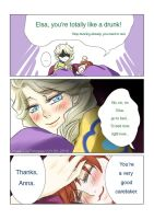 FROZEN ~Fever~ Parody 05 by LORELEI-LilyPrincess