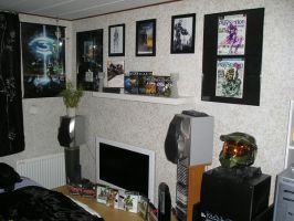 Main MGS and Halo collection by SASWHITEKNIGHT