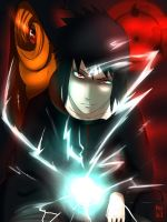 Sasuke's resolve.. by IFrAgMenTIx