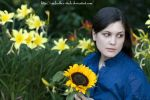 sunflower over there by eyefeather-stock