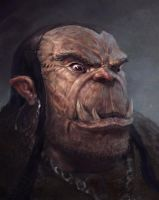 Ogre character portrait by Cloister