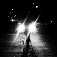 It was me on that road... by mehrmeer