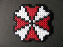 Perler Umbrella Corp Coaster by EP-380