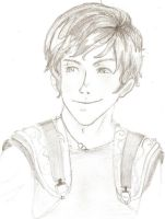 Percy Jackson by MariaDiAngelo