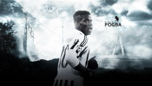 Paul Pogba 2015/16 Wallpaper by RakaGFX
