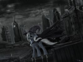 Shadow city [Trixie] by BlackHeart0001