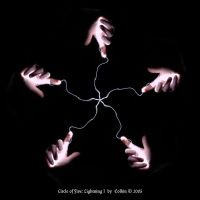 Circle of Five: Lightning I by Eolhin