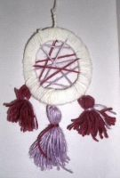 Yarn Dreamcatcher by SpiritPal