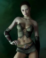 The Green Beret by RGUS