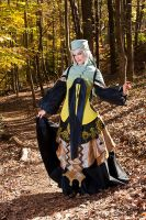 Ladrinne from Magna Carta by TheZe