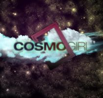 cosmogirl album cover by atticusforever