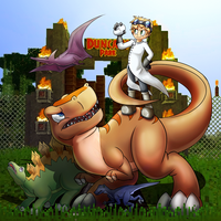 Duncan's Dino Park by Mephilez