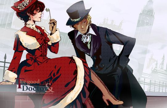 The Good Lady and Doctor by Emruki