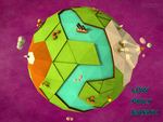 LowPoly Earth by Th3AlleyCat