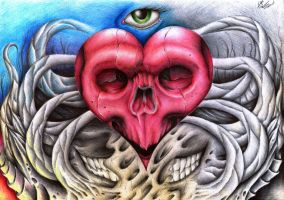 The Infinite Struggle 4: The Heart of it All by Angel6fdeath