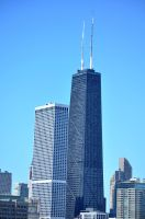 Chicago From Above by Vampjezzc