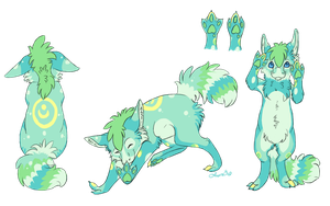 Note - Ref sheet by Sushi