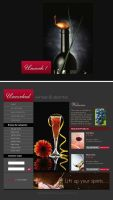 Wine Mock by princepal by webgraphix