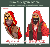 Improvement?? by Boddbby