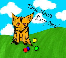 Tora News Day One Graphic by GrimmXD-Adopts