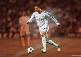 CR7 by jafarjeef