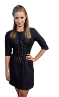 Dianna Agron Png by RYFPE
