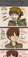 SnK drawing meme by MikiMonster