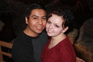 Francisco and Emily by KenielOdoms