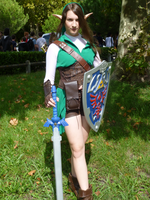 Lega 5 - Female Link OOT by CapitaineBlue