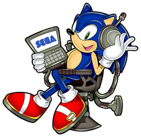 Sonic - Scrap for later, maybe by Papiyon