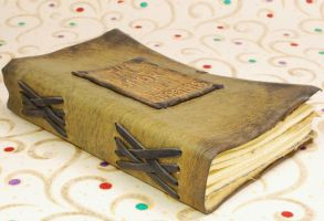 The Book of Dreams. Moss Green by gildbookbinders