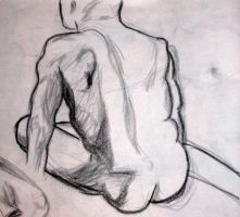 July 13, 2011 Charcoal by hEyJude4