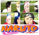 Naruto Collage by Nolean-Amatia