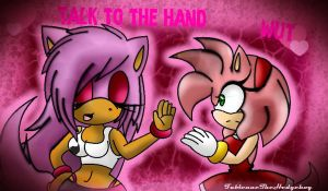 Talk To The Hand by xMissFabulousx