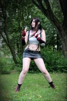 Tifa Lockhart | Prepare to fight by EwelinaMalke