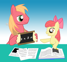 NATG (Day 21): Fancy Mathematics by Xain-Russell