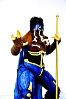 Soul Reaver Raziel cosplay by Tailanna