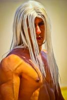 Sephiroth KH2 Cosplay 2nd remake - 1 by vega147