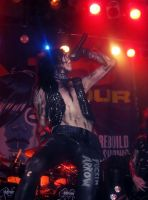 Andy Biersack AP Tour 2011 by MyHeartBleeds4Edward