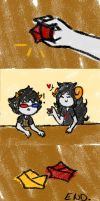 Aradia: Teach Sollux 2 by madcat2316
