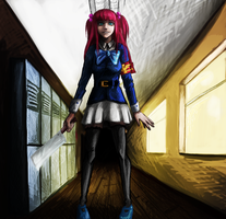 Another Umineko Fanart by lady-largo