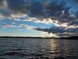 Lake Macquarie 1 by Love-Art-Type