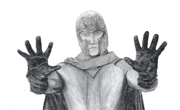 Magneto by jamarione