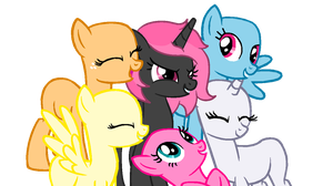 Open Collab: Sour Candy's Sweet Friends by SilverRomance