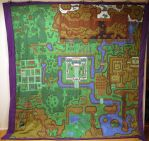Link to the Past blanket by 8bitHealey