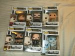 Funko Game of Thrones series 1 by godofwarlover