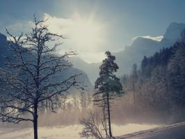 The Winter Sunrise by SottoPK