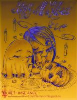 Happy All Hallows Eve by FourthInstance